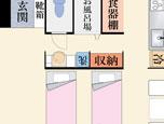S-Style SUMUKA 赤嶺駅 間取り図