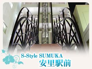 S-Style SUMUKA 安里駅前 エントランス